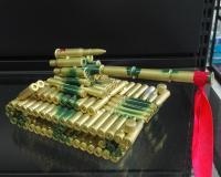 子弹壳 迷彩坦克 F13
